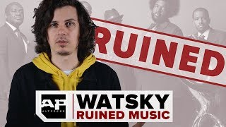WATSKY RUINED MUSIC