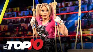 Top 10 Raw moments: WWE Top 10, Jan. 18, 2021