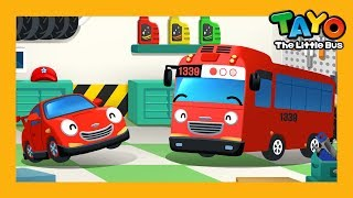 Tayo Learn Colors With Tayo Game L Tayo Color Game L Tayo The Little Bus