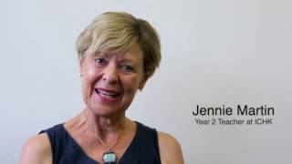 ICHK Teacher Interviews - Jennie Martin - Mindfuln