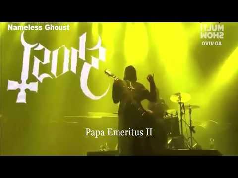 lNl Prime Mover - Ghost B.C. / Papa Emeritus I vs Papa Emeritus II vs Papa Emeritus III