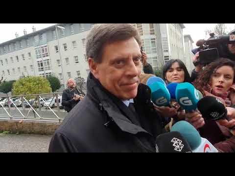 """Juan Carlos Quer: """"Estamos ante unha semana decisiva"""""""