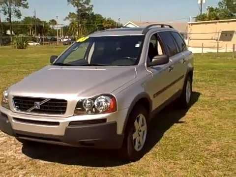 2003 VOLVO XC90 5 PASGER  T5 AWD,NEAR GAINESVILLE, OCALA FL CALL FRANCIS  (352)-745-2019