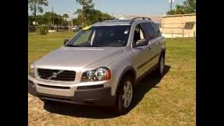 2003 VOLVO XC90 5 PASGER  T5 AWD,NEAR GAINESVILLE, OCALA FL CALL FRANCIS  (352)-745-2019