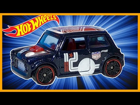 "HOT WHEELS MORRIS MINI ""MAGNUS WALKER"" *REVIEW*"