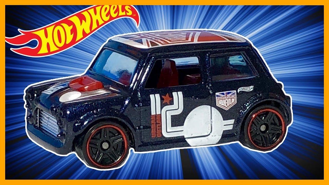 Hot Wheels Morris Mini Magnus Walker Review Youtube