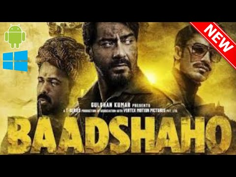 Download How to download BAADSHAHO movie