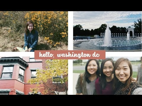 Hello, Washington D.C. | Travel Vlog