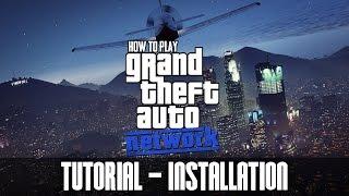 GTA Network Installation - GTA V Reallife - TUTORIAL [HD] | German