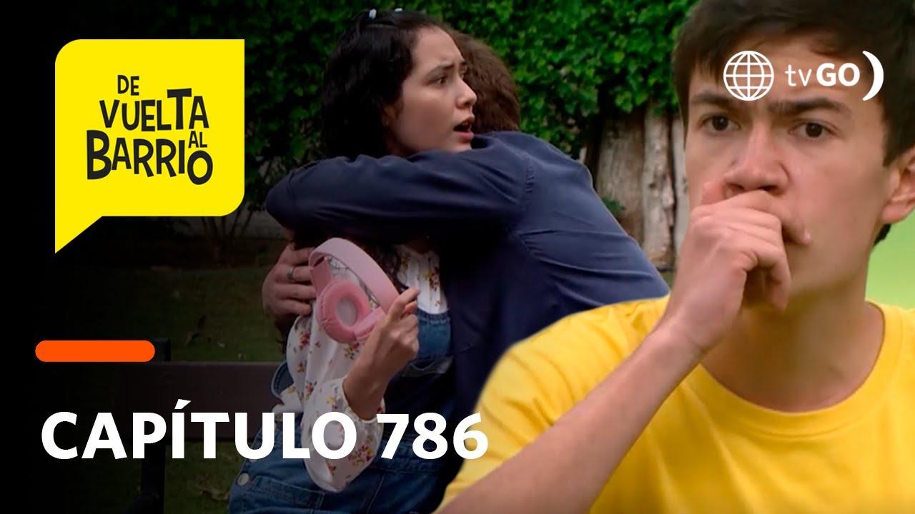 Download De Vuelta al Barrio 4: Pedrito no soportó ver a Matteo muy cercano a Alicia (Capítulo 786)