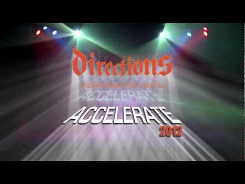 Directions' Accelerate 2012 Sample DVD Footage