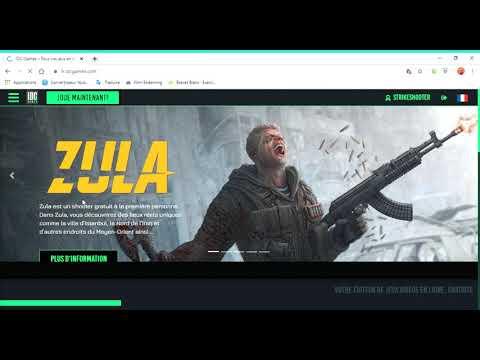 Comment Téléchargé (ZULA) Sur PC [Windows]