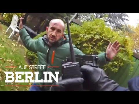 Tochter hat Todesangst: Knasti-Vater schießt um sich | Auf Streife - Berlin | SAT.1 TV