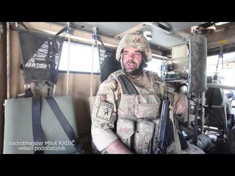 Strážna Jednotka V Afganistane