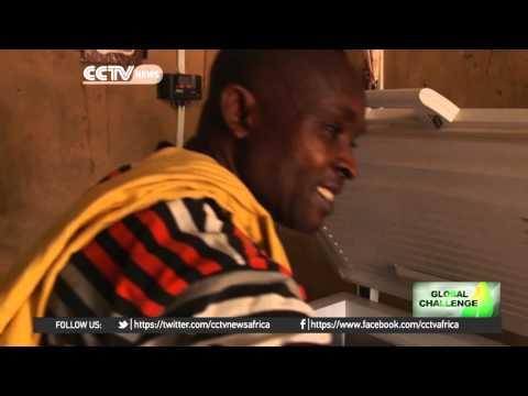 Ghanaians look to solar power as an alternative