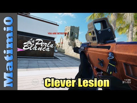 Clever Lesion - Rainbow Six Siege