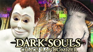 Dark Souls Chaos Randomizer Challenge : Dawde Nopant Breaks Game (ft. Tomato)