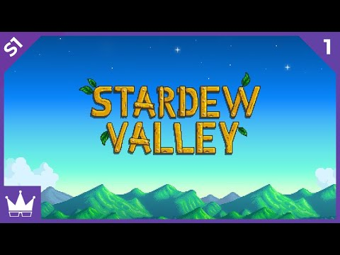 Twitch Livestream | Stardew Valley Part 1 [PC]