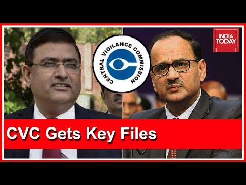 Crucial Files Handed Over To Vigilance Body After CBI Chief Held Them Back