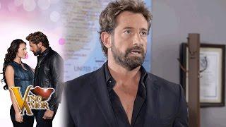 David culpa a Juan por la muerte de Erica | Vino el amor - Televisa