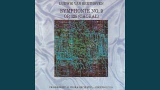 Symphony No. 9, Op. 125: I. Allegro ma non troppo, un poco maestoso