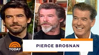 'Mama Mia' Star Pierce Brosnan Talks 'Mrs. Doubtfire' & Does the Weather With Al Roker