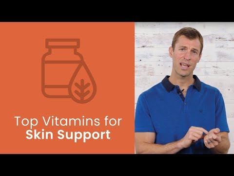 Top Vitamins for Skin Support  Dr Josh Axe