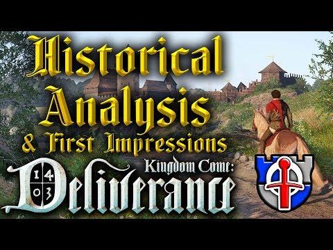 Kingdom Come, Deliverance: