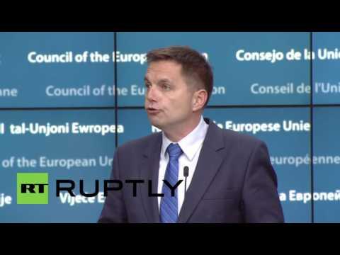 Belgium: EU triggers sanctions procedure over Portugal and Spain's deficits