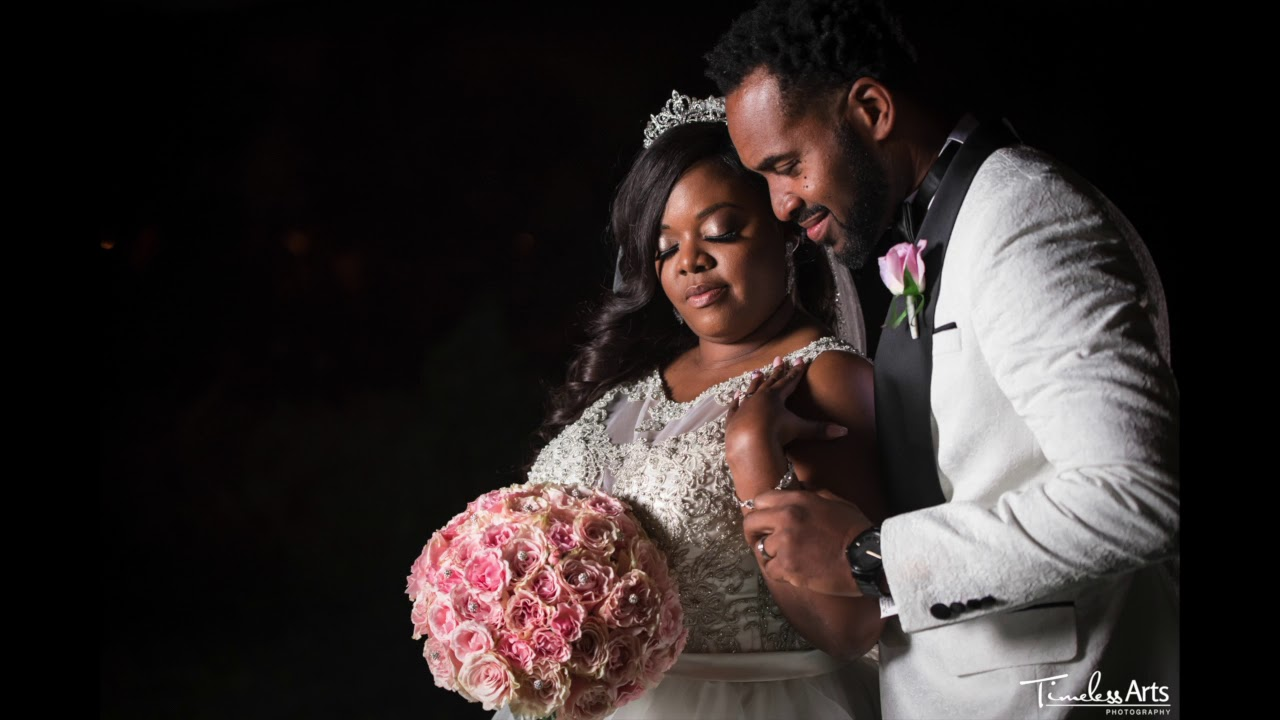 {Wedding} Leonard + Adrienne | Noah's Event Venue | Charlotte, NC | Nov 2017