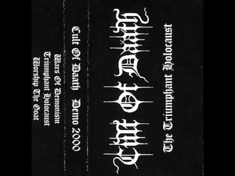 Cult Of Daath - The Triumphant Holocaust (2000) (Black Metal USA) [Full Demo]