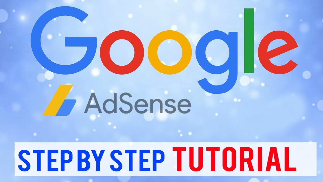 Google Adsense Tutorial For Beginners Pdf