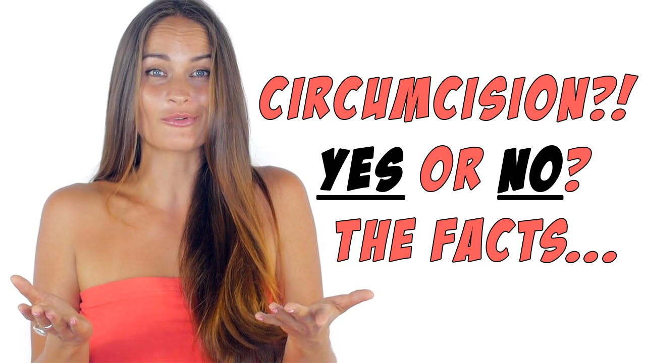 Why do women prefer circumcised men