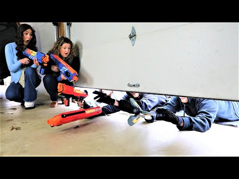 Nerf Gun War - The Cleanse
