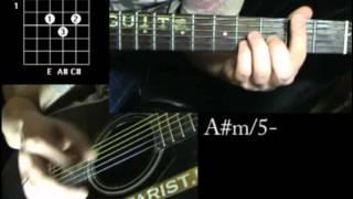 Queen - The Show Must Go On (Уроки игры на гитаре Guitarist.kz)
