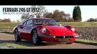 FERRARI 246 GT DINO - 1972 | GALLERY AALDERING TV