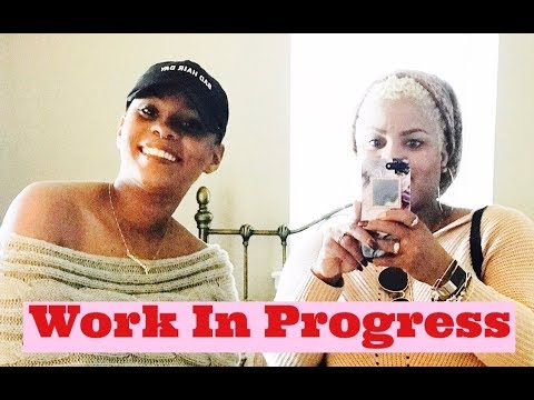 Life With Steph Fall Vlog #5 Work In Progress | Agree To Disagree