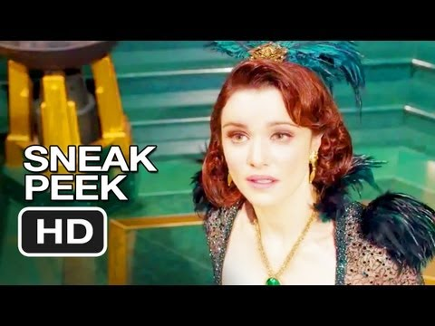 Oz the Great and Powerful Extended First Look (2013) - James Franco Movie HD