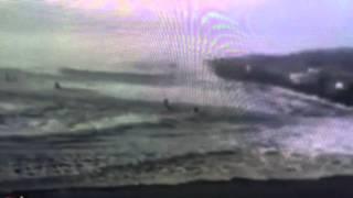 Tsunami Strike Hits Washington State / Cascadia Plate