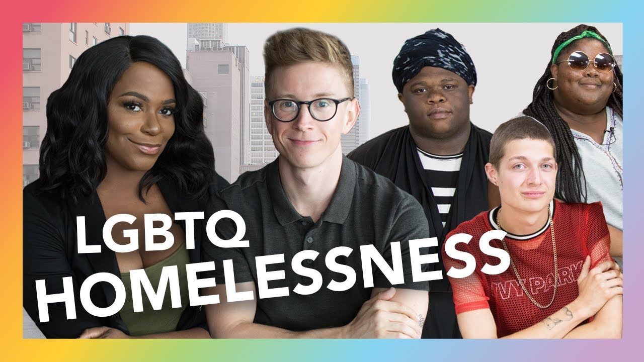 The Harsh Reality of LGBT Homeless Youth