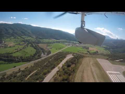 Flight from Andorra to Bezier in G-CBHA