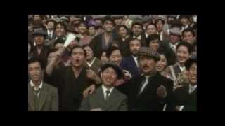 映画『キネマの天地』1986年公開 監督:山田洋次 松竹大船撮影所50周年...