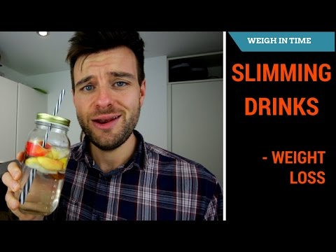 Drinks That Help You Lose Weight - Weigh In Time