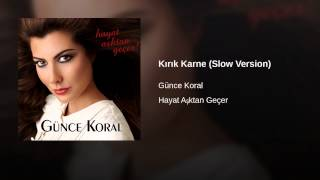 Kırık Karne (Slow Version)