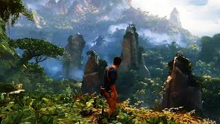 Uncharted 4: A Thief's End Gameplay (Playstation 4 PS4 1080p HD)