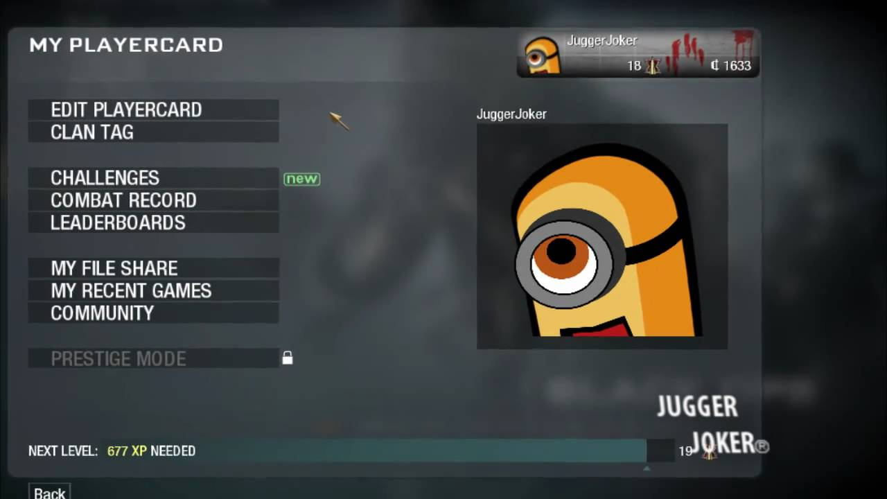 Black ops emblem tutorial minion from despicable me youtube black ops emblem tutorial minion from despicable me biocorpaavc Image collections