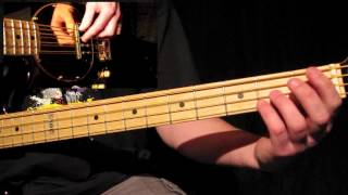 RESPECT (Bass Cover)- Aretha Franklin by Machinagroove