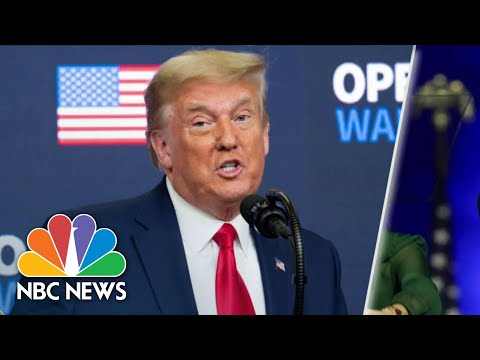 Trump Tweets About 'Biden Administration,' Attacks Attorney General Barr | NBC Nightly News