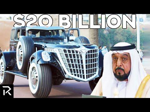 Download How The Rainbow Sheikh Spends $20 Billion