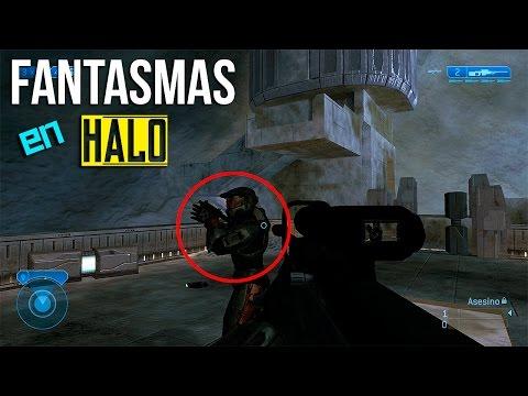 Fantasmas en Halo